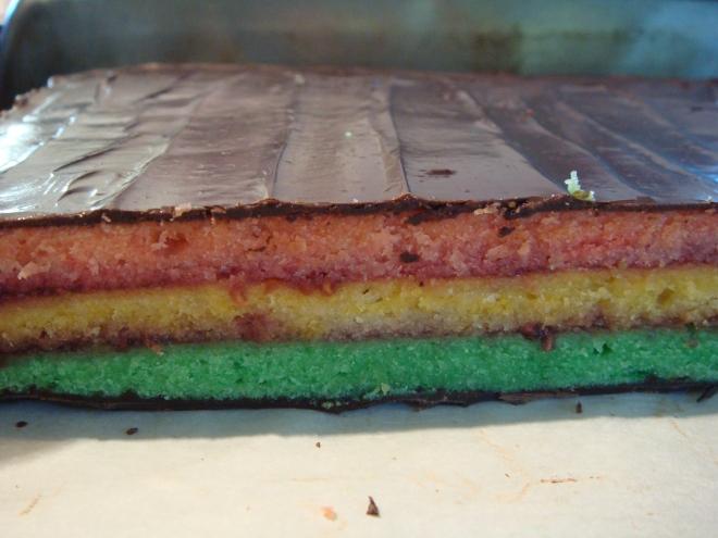 Rainbow Pre-Cut