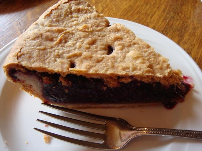 Ollaliberry Pie