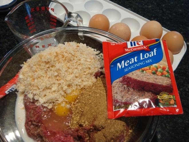 Meatloaf Prep
