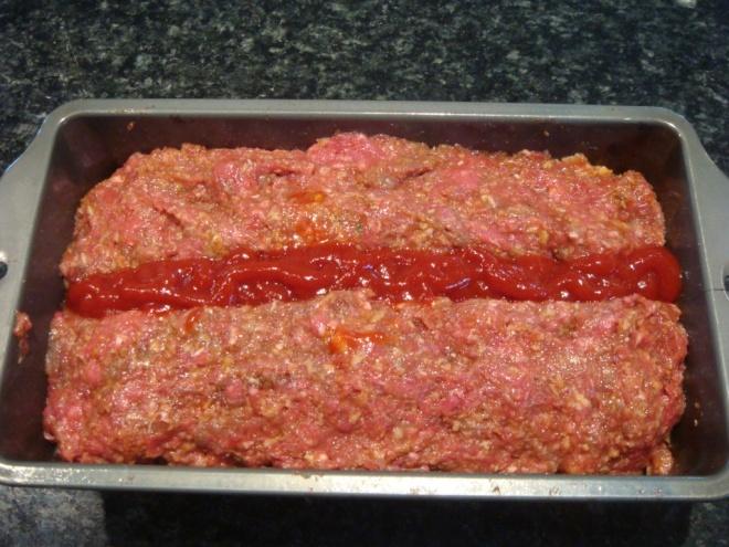 Meatloaf Pre-Cook