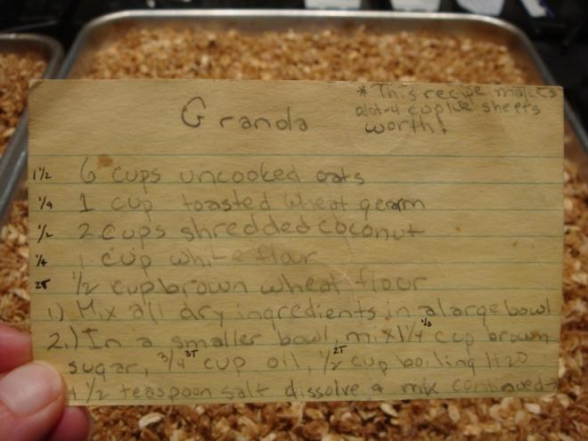 granola-recipe