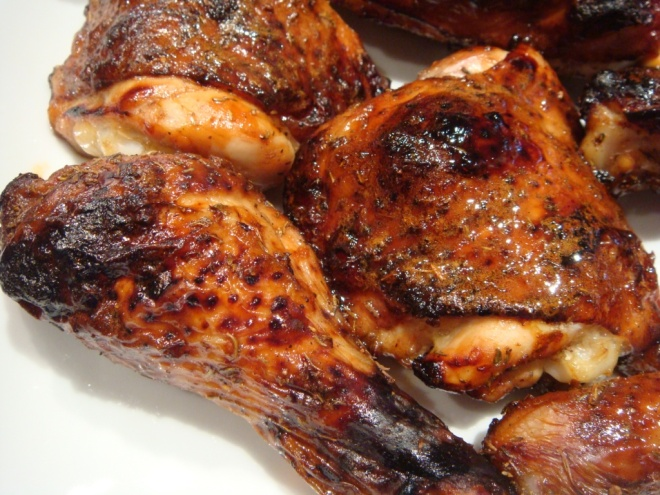 honey-glazed-chicken