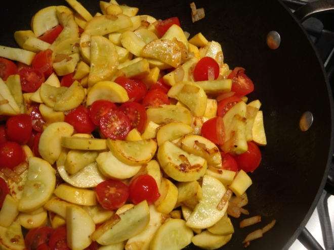 squash-with-tomatoes